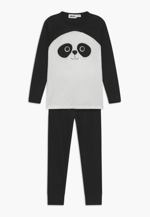 LINNI - Pijama - black/white