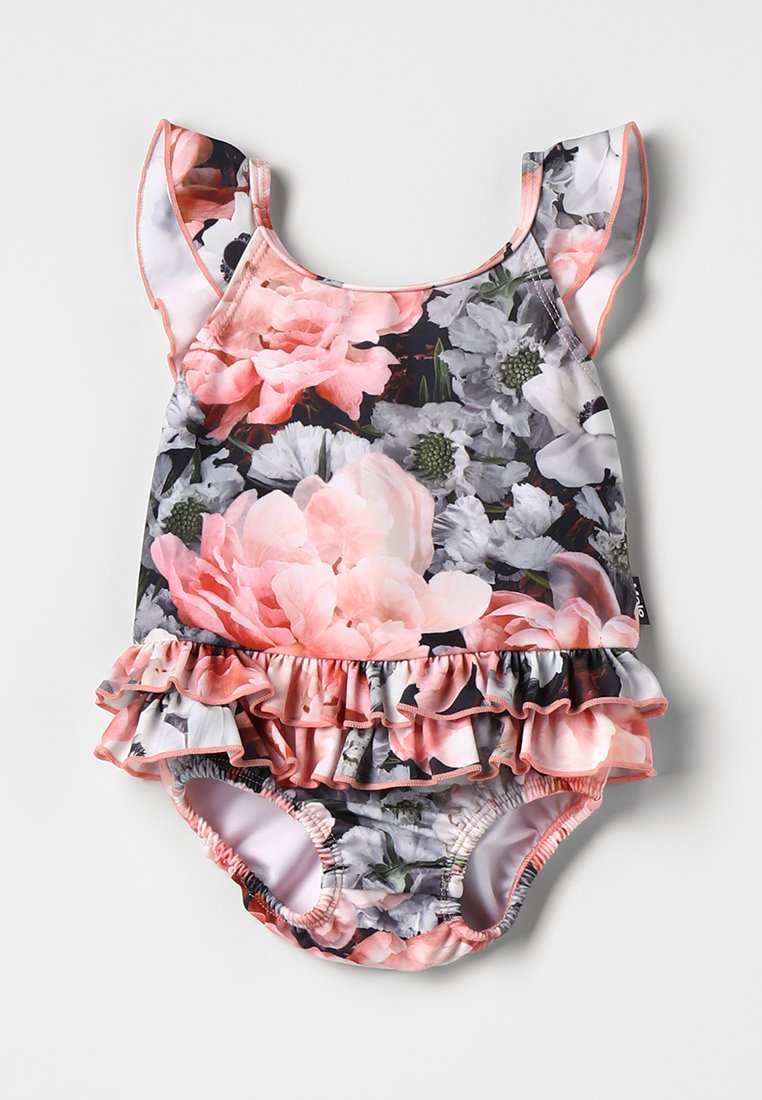 Molo - NALANI SWIMSUIT BABY - Badeanzug - blossom