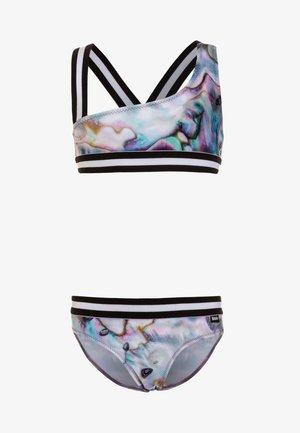 NICOLA SET - Bikini - rose