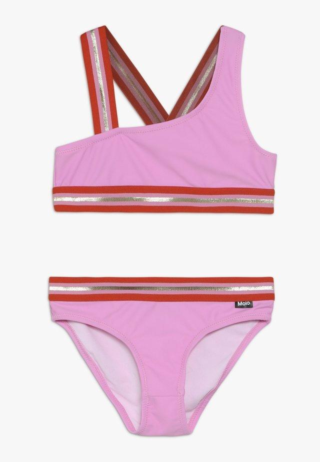 NICOLA - Bikini - fuchsia pink
