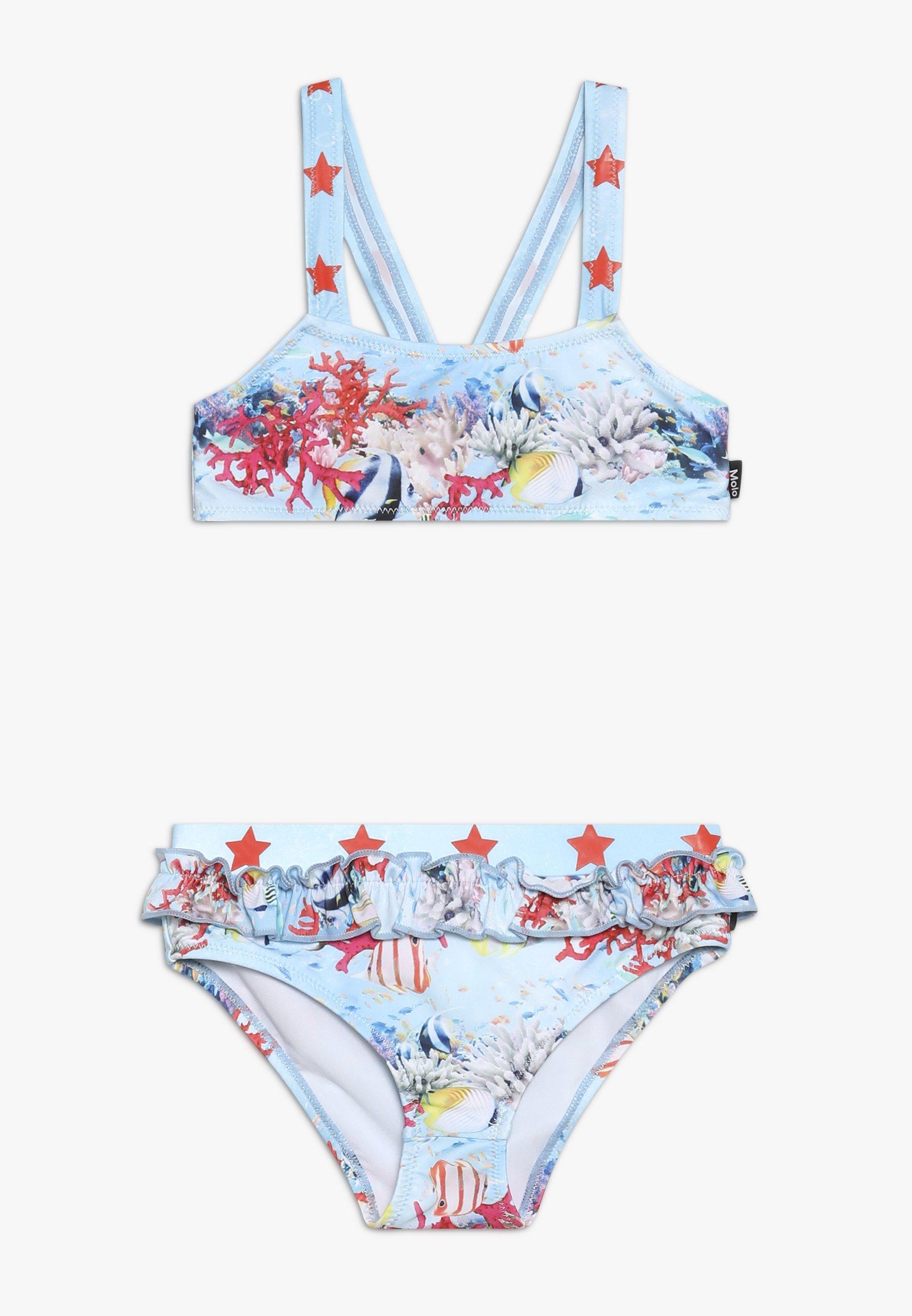 Pampolina Bikini White 3T