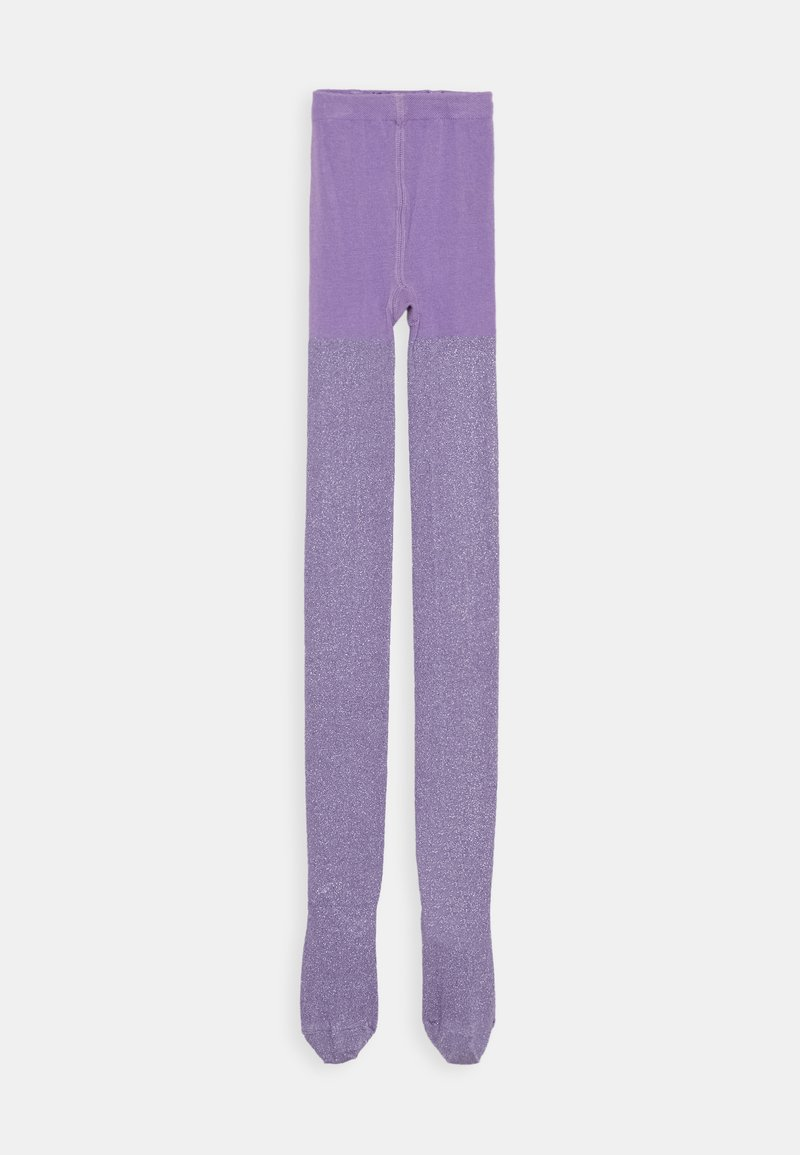Molo - GLITTER  - Punčocháče - manga purple