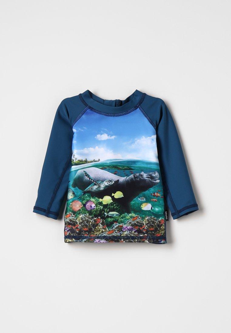 Molo - NEMO BABY - Rash vest - blue