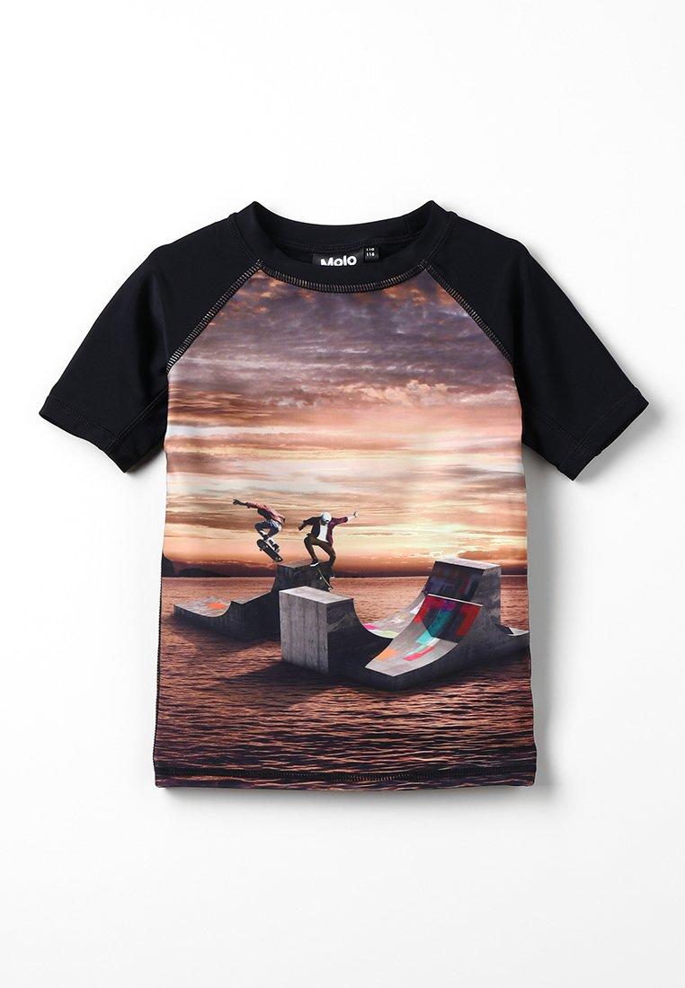 Molo - NEPTUNE - Surfshirt - black