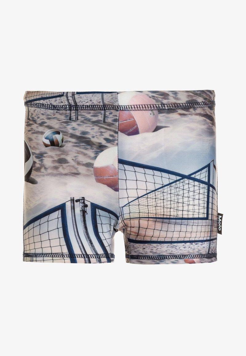 Molo - NORTON - Badehose Pants - grey
