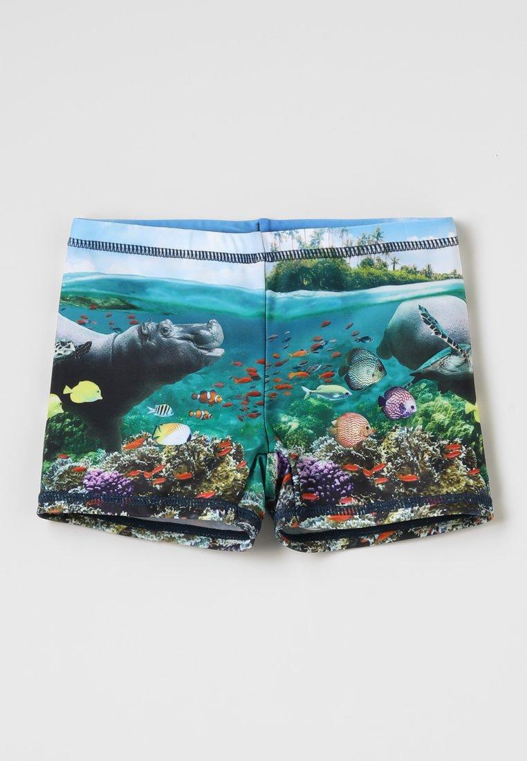 Molo - NORTON PLACED - Swimming trunks - imagine