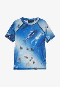 Molo - NEPTUNE - Surfshirt - blue - 2