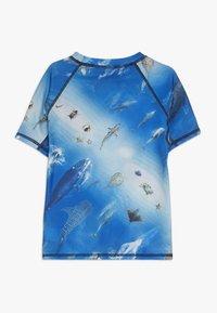 Molo - NEPTUNE - Surfshirt - blue - 1