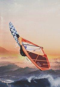 Molo - NEPTUNE - Surfshirt - black/multi-coloured - 3