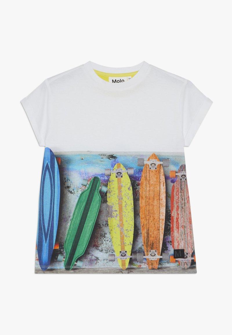 Molo - RANDON  - Camiseta estampada - white