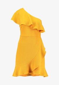 MINKPINK - PONTE DRESS - Sukienka z dżerseju - mango - 3