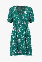 COUNTRYSIDE MINI DRESS - Day dress - multi