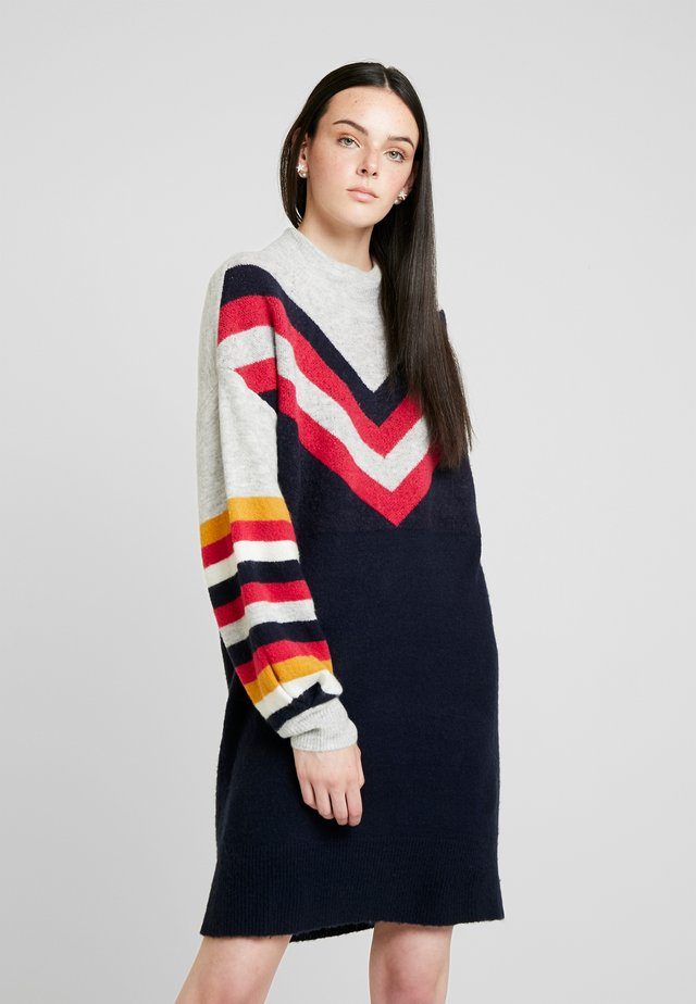 STRIPE ME UP DRESS - Jumper dress - multi