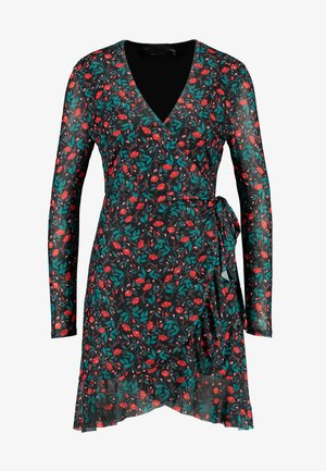 HOLLY WRAP DRESS - Sukienka letnia - multi