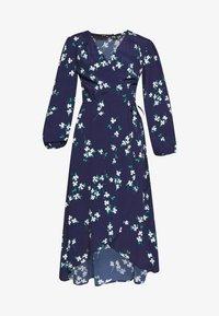 MINKPINK - FLORAL - Denní šaty - blue/white - 4