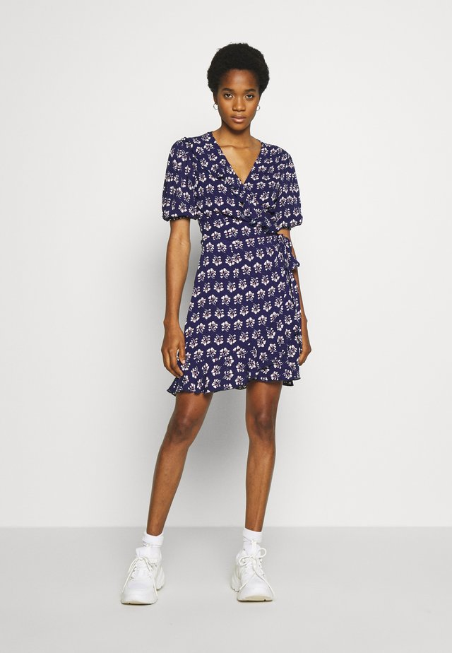 PERFECT MINI DRESS - Korte jurk - multi