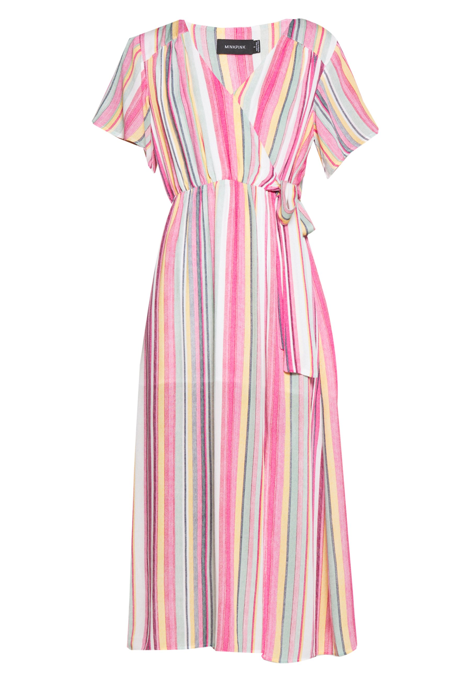 MINKPINK KITA STRIPE DRESS - Sukienka letnia - multi