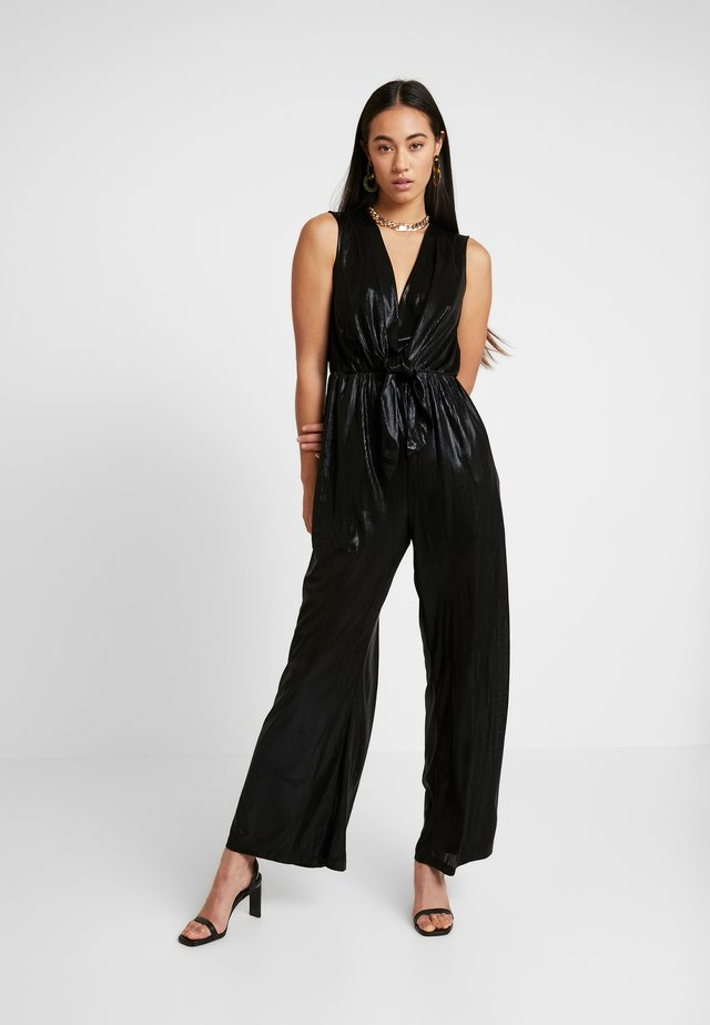 IN MY LIFE - Overall / Jumpsuit - black