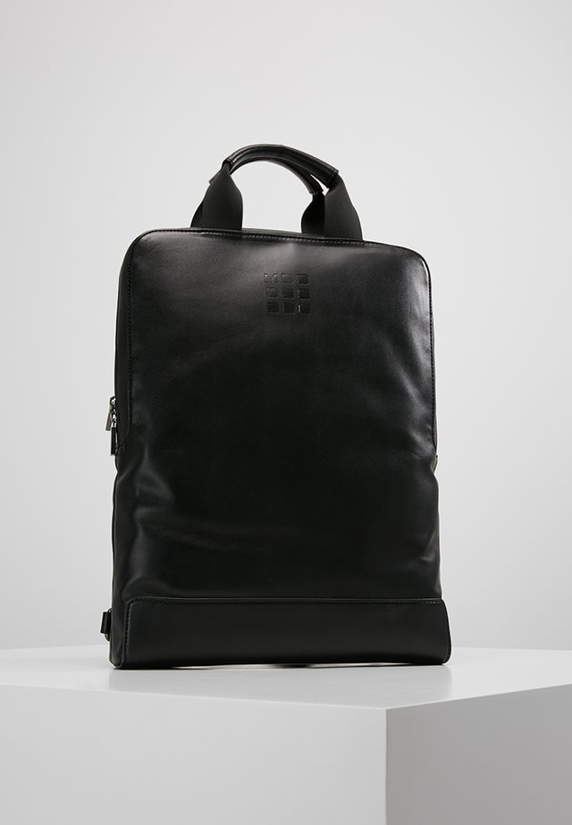 CLASSIC DEVICE BAG VERT - Tagesrucksack - black