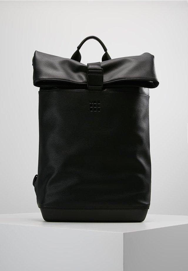 CLASSIC ROLLTOP - Reppu - black