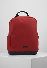 Moleskine - THE BACKPACK SOFT TOUCH - Ryggsäck - bordeaux red - 0