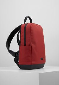 Moleskine - THE BACKPACK SOFT TOUCH - Ryggsäck - bordeaux red - 3