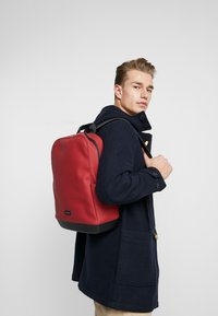 Moleskine - THE BACKPACK SOFT TOUCH - Ryggsäck - bordeaux red - 1