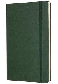 Moleskine - KARIERT - Other - green - 2