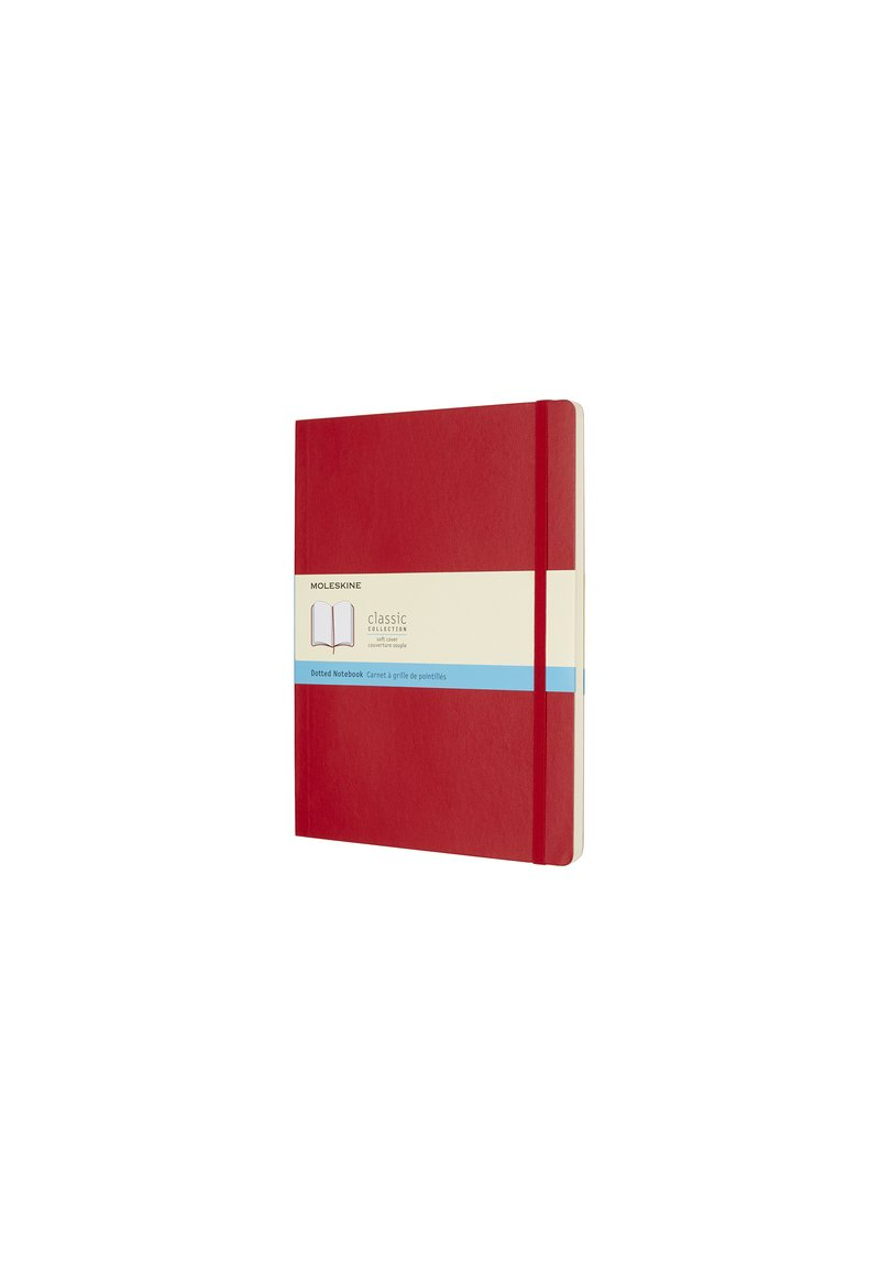 Moleskine - PUNKTRASTER - Other - red