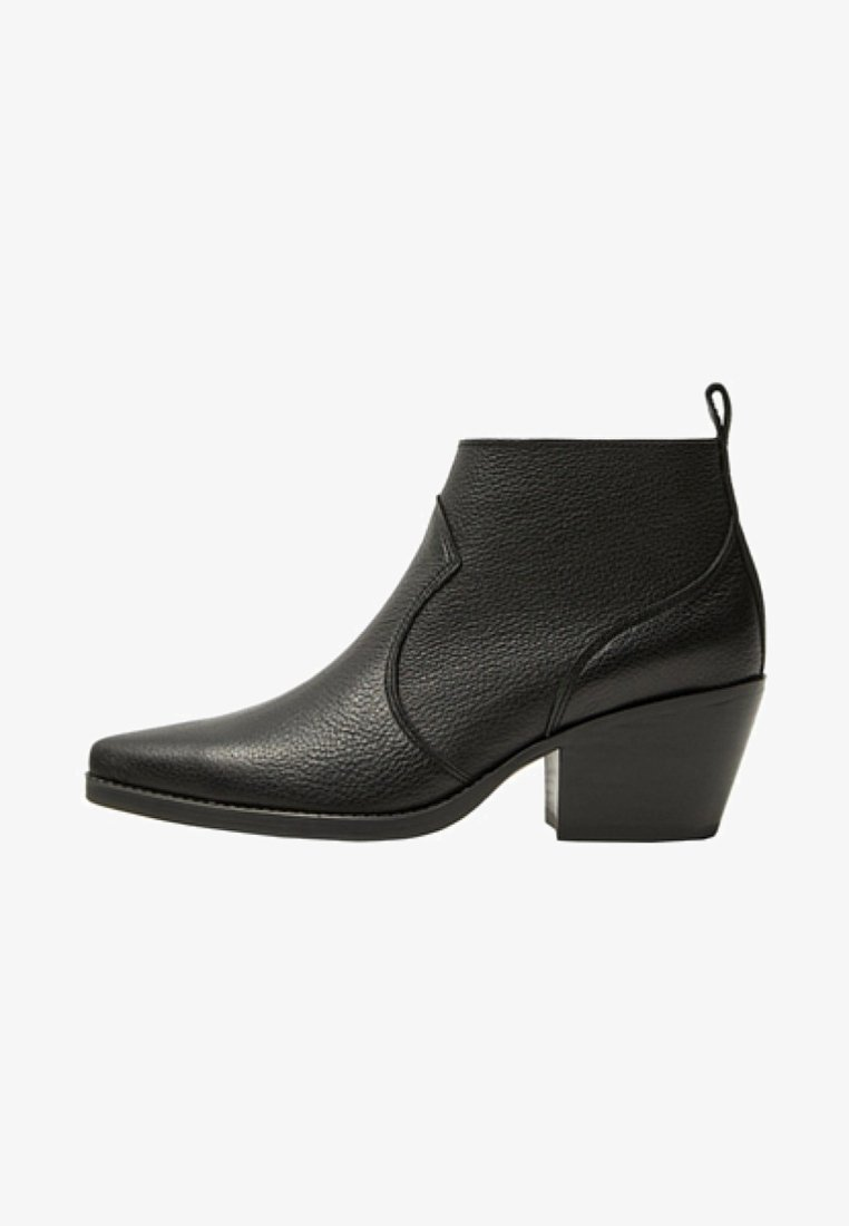 Mango - GRECO - Ankle boots - black