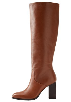 NORA - Botas - brown