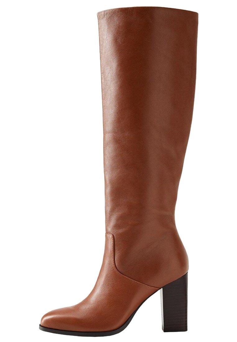 Mango - NORA - Boots - brown