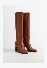 Mango - NORA - Støvler - brown - 1