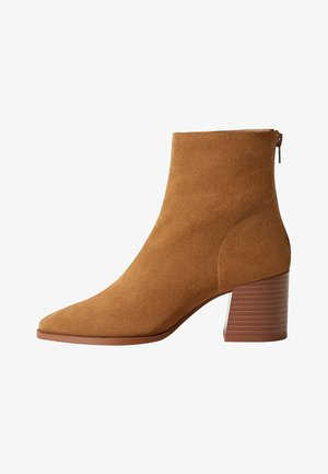 LILLE - Classic ankle boots - sandfarben