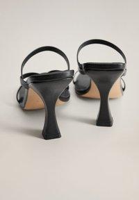 Mango - UVE - Sandaler - schwarz - 3