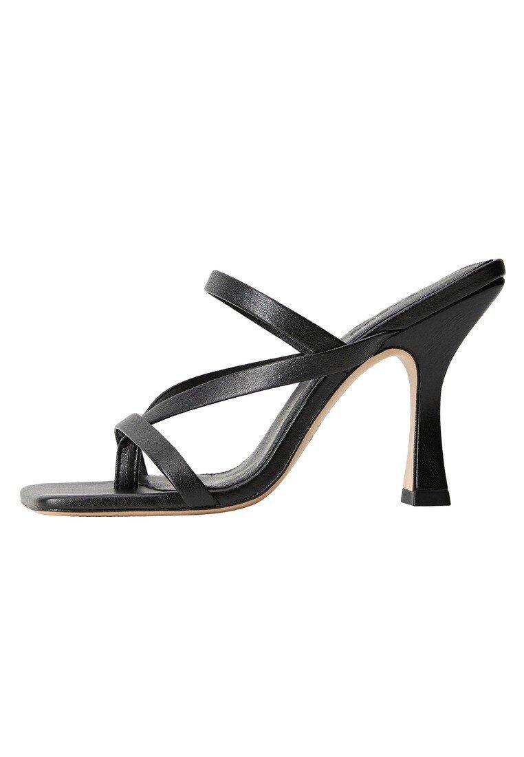Mango - UVE - Sandaler - schwarz