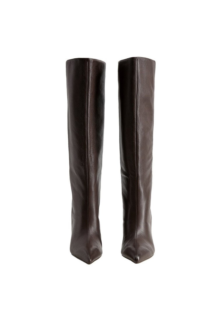 Mango Wood - Stivali Con I Tacchi Granatrot x38ZJ9J