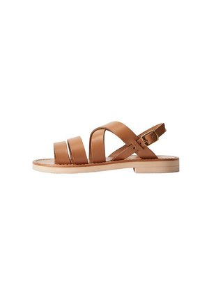 BRISBANE - Sandals - braun