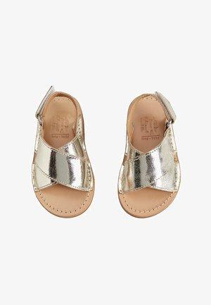 COLUMBIN - Baby shoes - goud