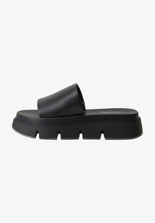 PALA - Slip-ins - schwarz