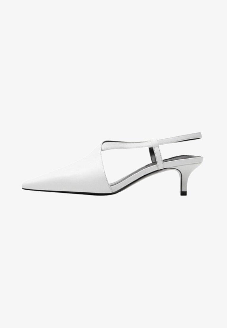 Mango - BEL - Classic heels - white