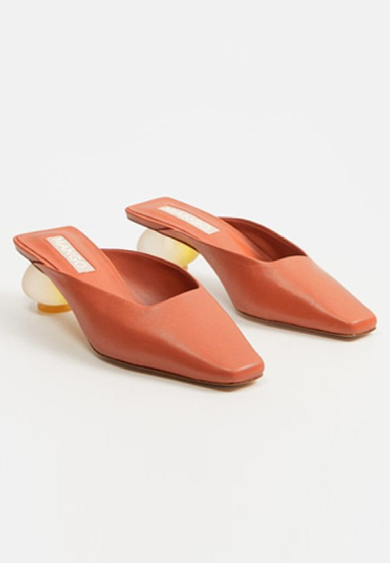 Mango SILE - Pumps orange