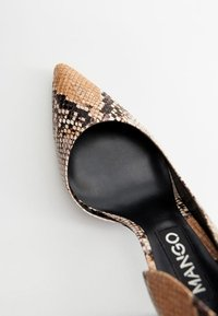 Mango - AUDREY - High heels - beige - 5