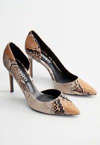 Mango - AUDREY - High heels - beige - 2