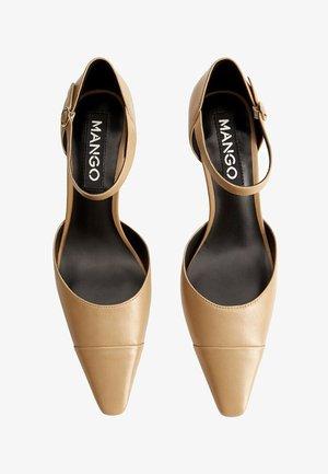 TER - Classic heels - sandfarben