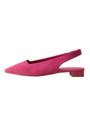 CAIRO - Slingback ballet pumps - fuchsia