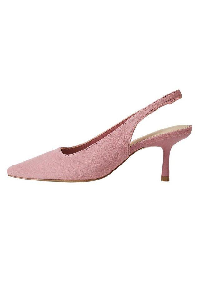 Classic heels - rose
