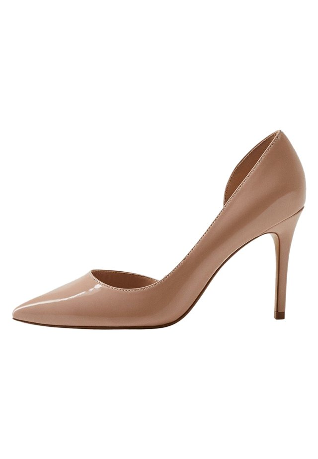 AUDREY1 - High Heel Pumps - nude
