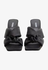 Mango - Sandaler - schwarz - 1