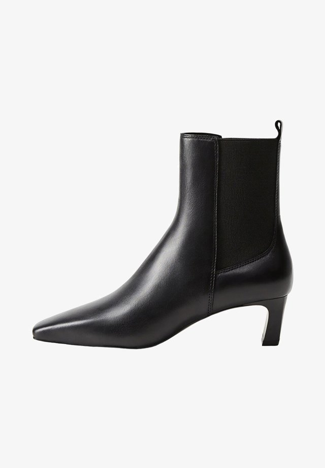 AGUA - Classic ankle boots - schwarz